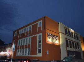 Penzion PKO Nitra, hotel Nyitrán