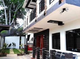 JJJGM Place Palawan, villa in Puerto Princesa