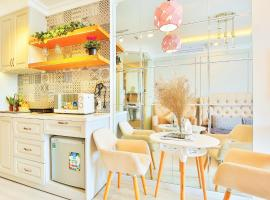 Go Sweet House - Rivergate Residence, apartment in Ho Chi Minh City