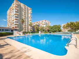 VIVE BENALMÁDENA Estudio Hércules 38, a 700 metros de la playa, hotel en Benalmádena