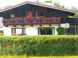 Haus Obermoser, hotel near Golfclub Kitzbühel Schwarzsee, Kitzbühel