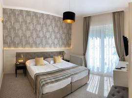 Villa Medici Hotel & Restaurant, hotel in Veszprém