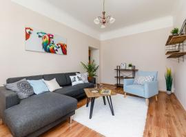 City Center spacious Holiday Apartment Vee, apartement sihtkohas Pärnu
