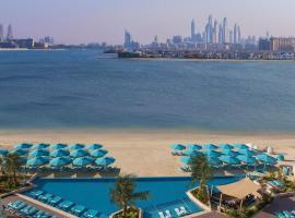 The Retreat Palm Dubai MGallery by Sofitel, hotel in Dubai