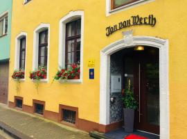 Hotel Jan van Werth, hotel near Basilica of St. Castor, Koblenz