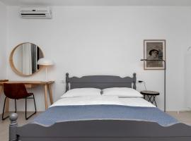 Apartments & Rooms Rica, beach hotel in Makarska