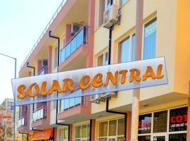 Family Hotel Solar Central, хотел в Слънчев бряг