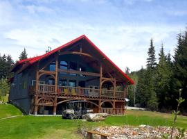 Heather Mountain Lodge, hotel in Golden