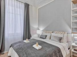 Reni, hotell Torinos huviväärsuse Via Nizza lähedal