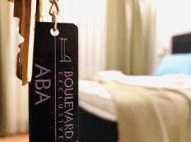 Boulevard Exclusive, apartment in Pristina