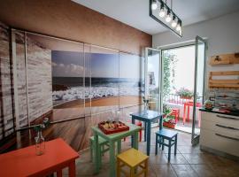 B&B Scirocco House, hotel con jacuzzi a Oliveri