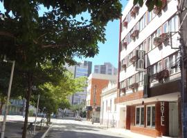 2S Hotel, hotel near The Lagoon's Holy Mother Immaculate Conception Sanctuary, Florianópolis