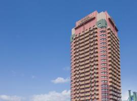 Hotel Kintetsu Universal City, hotel near Tempozan Ferris Wheel, Osaka