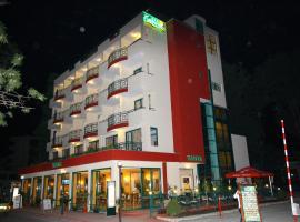 Tanya Hotel, отель в городе Солнечный Берег