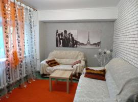 Apartments on Samal 1, hotel near Central State Museum of the Republic of Kazakhstan, Almaty