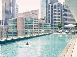 Capri by Fraser China Square, Singapore (SG Clean), hotel near Singapore Flyer, Singapore