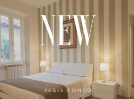 Regis Condo, serviced apartment in Siena