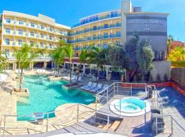 Hotel la Palmera & Spa, hotel near Modernist Cemetery, Lloret de Mar