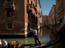 Palazzo Orseolo- Gondola View, Hotel in Venedig