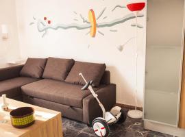 KOCTEL BEACH HOLIDAY HOUSE, apartment in Gaeta