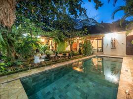 Kuda Angin Private Pool Villa, villa in Ubud
