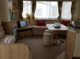 Caravan Willerby Rio, campground in Looe