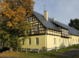 Päitara Hof, hotel v destinaci Mariánské Lázně