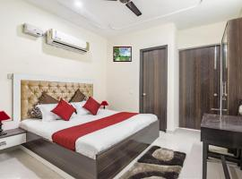 Niketan Medanta Rooms, accessible hotel in Gurgaon