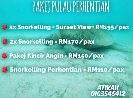 Perhentian Guesthouse, Hotel in Perhentian-Inseln