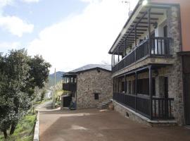 O Palleiro do Pe do Forno, hotel en Orellán