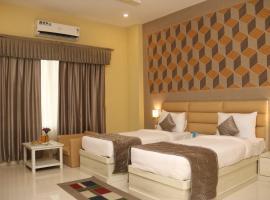 GenX Mirzapur, hotel in Mirzāpur