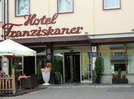 Franziskaner, hotel in Würzburg