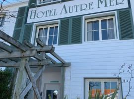 Hotel Autre Mer, hotel in Noirmoutier-en-l'lle