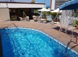 Vila Azul Praia Hotel, hotel near Mucuripe Fish Market, Fortaleza