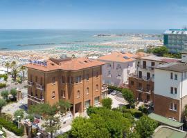 Hotel Villa Fulgida, отель в Каттолике
