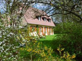 Le Clos Fleuri, hotel in Giverny