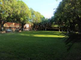 Hotel Casa Kolping, отель в городе Тустла-Гутьеррес