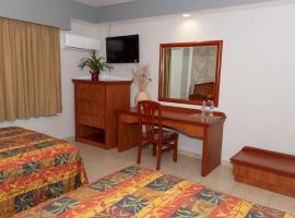Hotel Impala Centro, hotel in Veracruz