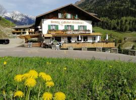 Schlossberg, hotell i San Leonhard in Passeier