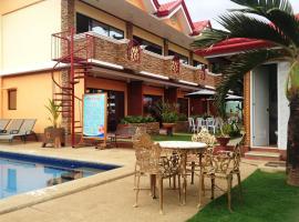 Citadel Bed and Breakfast, boutique hotel in Puerto Princesa