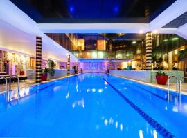 Grand Wellness Novahovo Hotel & Spa, hotel in Nikol'skoye-Uryupino