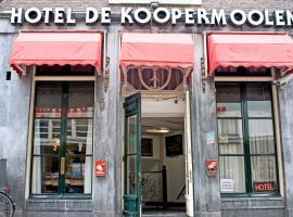 Koopermoolen, hotel in Red Light District, Amsterdam