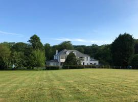 The Annexe, Tregoose House, golf hotel in Newquay