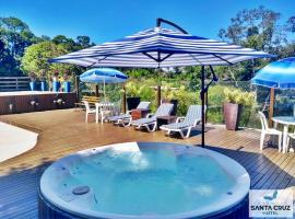 Hotel Estancia Santa Cruz, hotel with pools in Curitiba