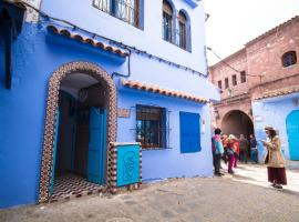 Résidence chaounia d'hote, apartment in Chefchaouen