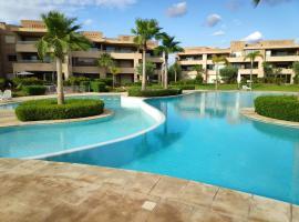 Magnifique appart vue sur golf, hotel near The Montgomerie Golf Course, Marrakesh