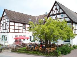 Hotel & Restaurant - Gasthaus Brandner, hotel in Trendelburg