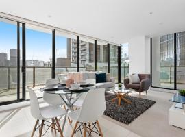 Complete Host Tiara Apartments, hotel near Melbourne Convention and Exhibition Centre, Melbourne