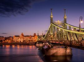 Danubius Hotel Gellért: Budapeşte'de bir otel