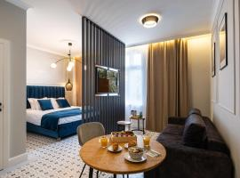 Apartamenty przy Monte Cassino – apartament w mieście Sopot